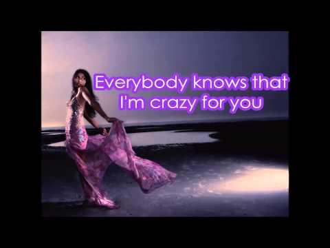 Anggun - Jadi Milikmu (Crazy) - With Lyrics -HD