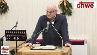 """Kazanie """"Przesłanie dla mężczyzn"""" – pastor Andrzej Cyrikas"""