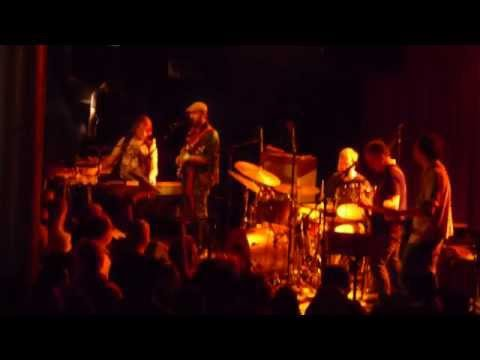 JRAD - Dancing In The Streets → Brown Eyed Woman. 2015-11-27 Paradise