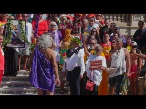Hawaiian Separatists Protest on Anniversary of Invasion