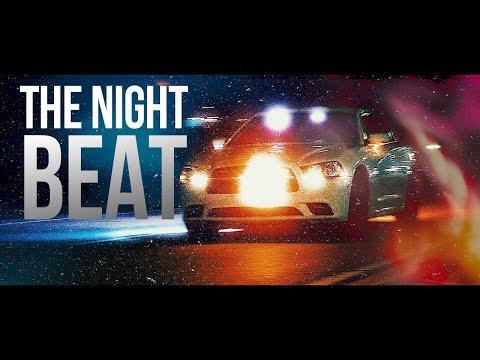 The Night Beat   Dodge Charger Police Miami   William Sitton