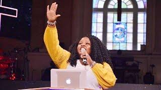 Tasha Cobbs Leonard Sermon At Dream Center Church of Atlanta
