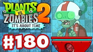 Plants vs. Zombies 2: It's About Time - Gameplay Walkthrough Part 180 - Terror from Tomorrow! (iOS)