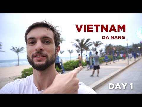 Traveling To Central Vietnam | Da Nang Day 1