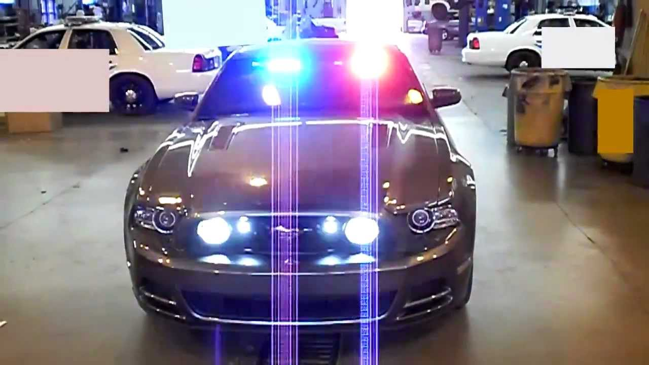 2013 Ford Mustang Gt Unmarked Police Youtube