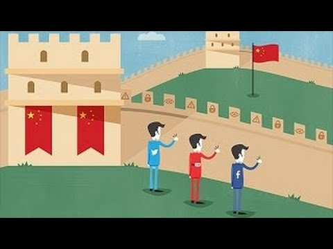 I Love You Too Great Firewall of China