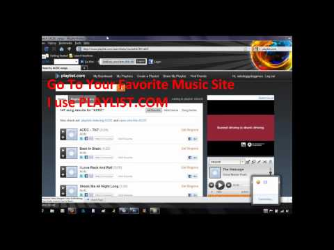 How To Download Free Music, 1 Firefox Add-On, 1 Free Program you will love