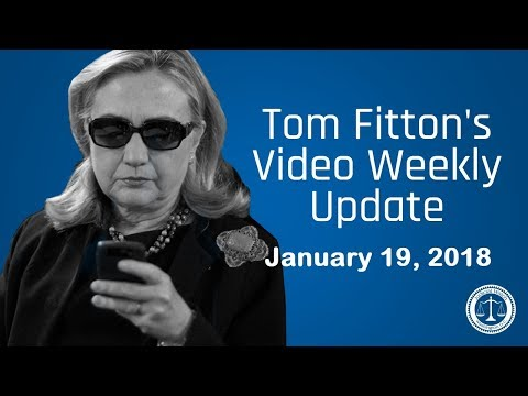 JW Pres. Tom Fitton on NEW Clinton Emails, #ReleaseTheMemo,