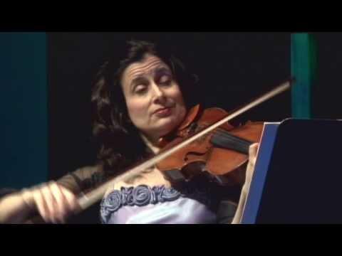 Beethoven Sonata 3 Ariadne Daskalakis, Violin, Anthony Spiri, Piano
