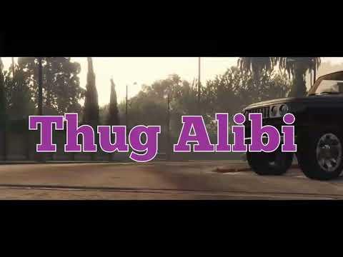 NBA YoungBoy- Thug Alibi  (GTA V Music Video)