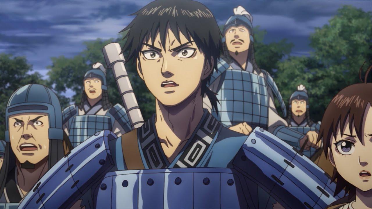 Kingdom Anime Season 3