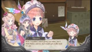 Atelier Meruru ~ Rorona