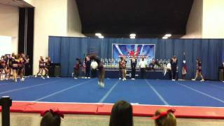 Ptx Lubbock 2010-2011 /united cheer