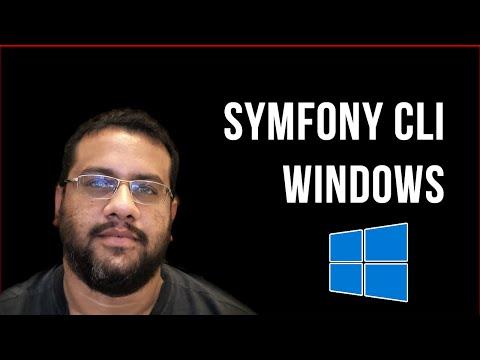 Vídeo no Youtube: Instalando Symfony CLI no Windows | Symfony Mastery #symfony #php