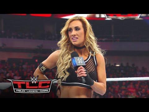 Carmella reveals the identity of Nikki Bella