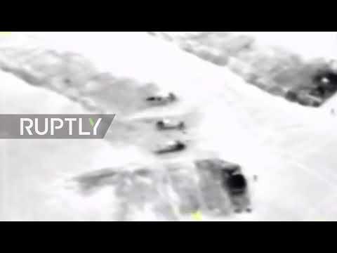 Syria: Russian airstrike kills 12 Jabhat al-Nusra commanders