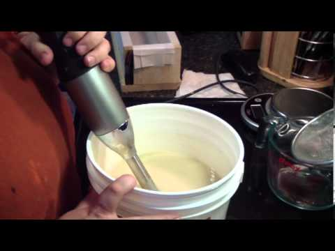 Making Sensitive Skin Soap