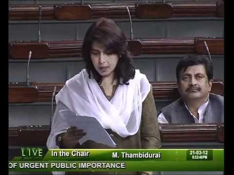 Matters of Urgent Public Importance: Km. Saroj Pandey: 21.03.2012