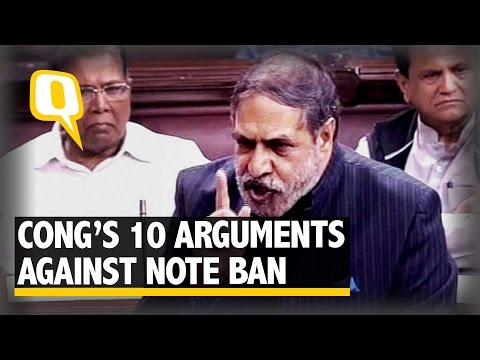 The Quint | Did BJP Use Credit Cards to Pay for PM Modi's Rally: Anand Sharma