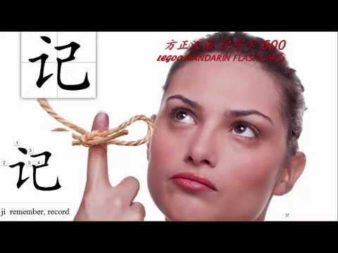 Chinese Radical 007 讠 言字旁 Language - Origin of Chinese Characters