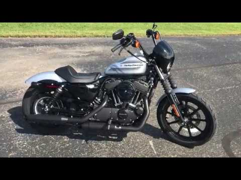 Conrads Harley Davidson >> 2020 HARLEY-DAVIDSON 1200 IRON SPORTSTER - YouTube