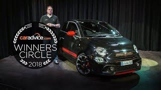 The CarAdvice Winners Circle 2018, Trent Nikolic: Abarth 595