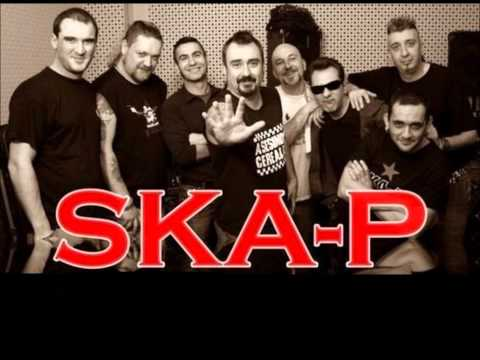 Ska-P - A La Mierda(Greek Lyrics)