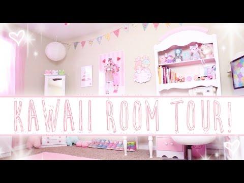 ALEXA'S KAWAII ROOM TOUR