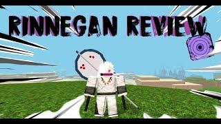 ROBLOX BEYOND NRPG | RINNEGAN REVIEW!