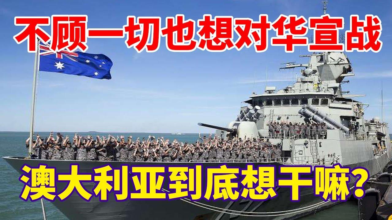 不顧一切也想對華宣戰,澳大利亞想做什麼?澳專家透露了線索【强国军事】