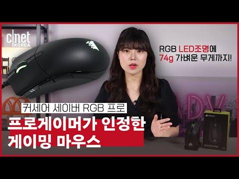 [리뷰] 프로게이머가 선택한 가볍고 빠른 게이밍 마우스