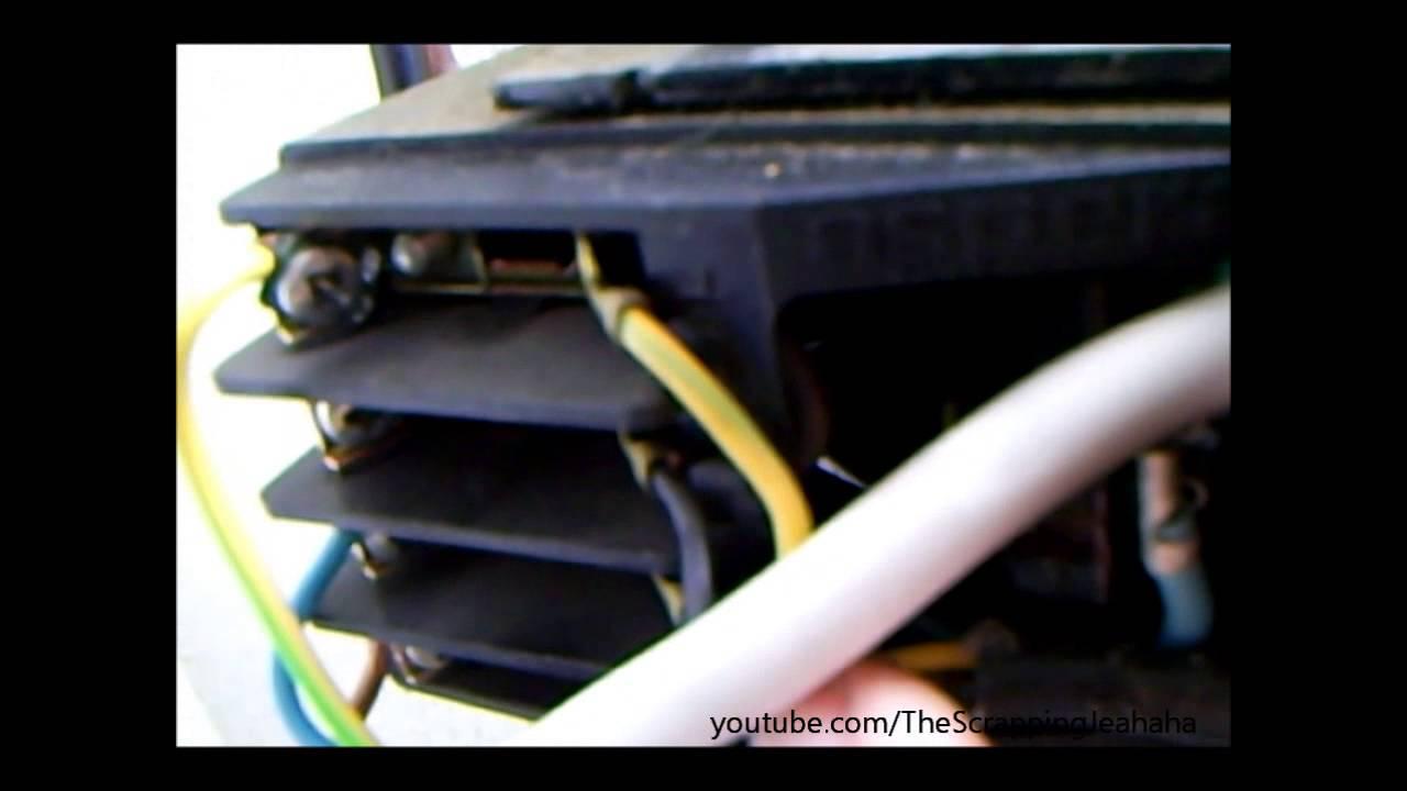 Kühlschrank Kompressor : Howto: kühlschrankkompressor anschließen youtube