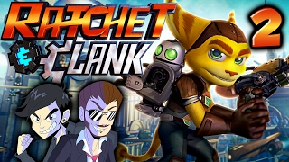 VIDEO-BASED-MOVIE-BASED-VIDEOGAME | Ratchet and Clank - Part 2 (PS4 Gameplay)
