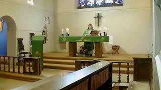 Eucharist 23rd August 2020