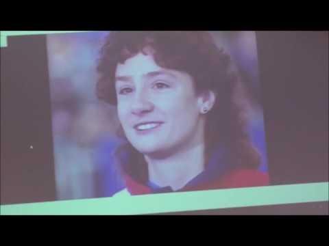 Introduction of Bonnie Blair