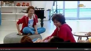 Nan&HongYok AF10, Week10 D2 - NHY&Mook: Under the blanket disclosure