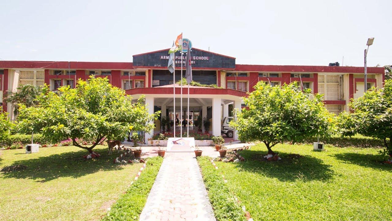 Academic Excellence and Discipline defines Army Public School, Bengdubi