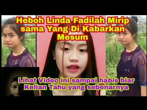 Tiktok Viral Linda Fadilah Klarifikasi Yang Mirip Video M*sum