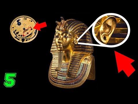 5 testi segreti nascosti in artefatti storici