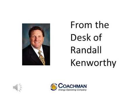 Randall Kenworthy 3Q17 Oil & Gas Market Update