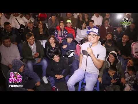 El Chino Risas Show En Chabuca (PARTE 1) 27 De Mayo 2019