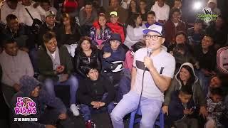 El Chino Risas - Monologo De Los temblores y fonomimicas (PARTE 1) 27 De Mayo 2019