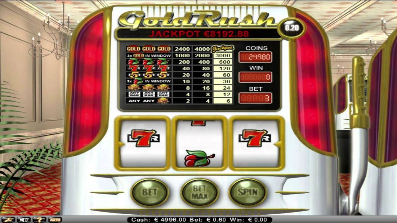 Black Gold Rush Slot Machine - Now Available for Free Online