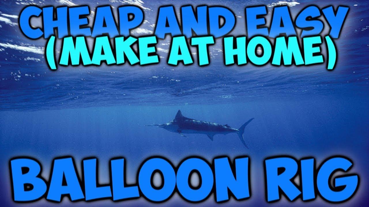Shark Balloon Rig