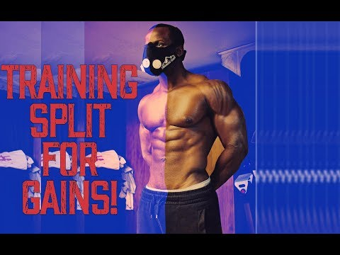 What is the best Training Split | Workout Program