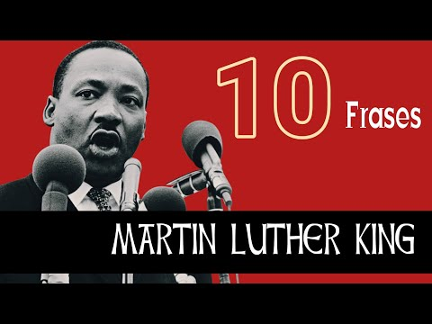 10 Frases De Martin Luther King