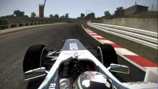 Codemasters F1 2006 season mod preview HD