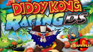 Chaps Play Diddy Kong Racing DS