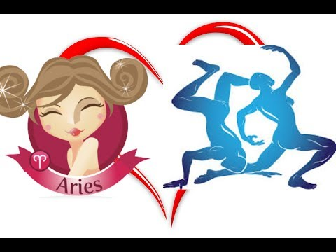 Aries Woman And Gemini Man -  Compatible?