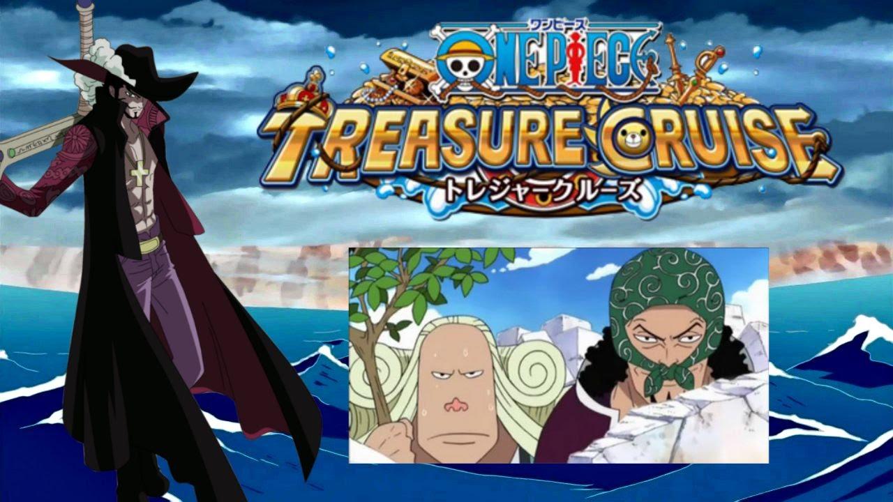 One Piece Treasure Cruise - Free to Play Vivi & Koza - YouTube